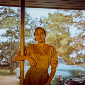 maude-schuyler-clay_bonnie-claire-green-car-no-date-chromogenic-print-collection-of-the-artist