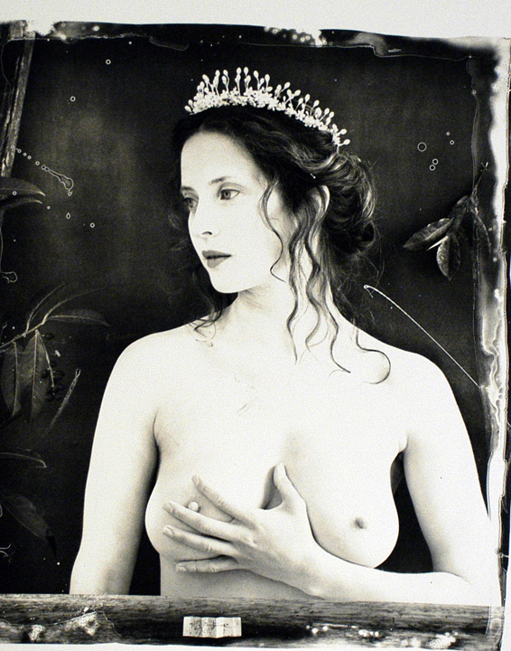 La Giovanissima, 2007, by Joel Peter-Witkin ©