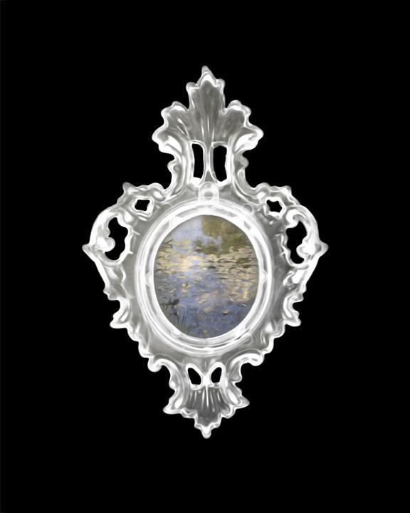 Lisette de Boisblanc - Mirror