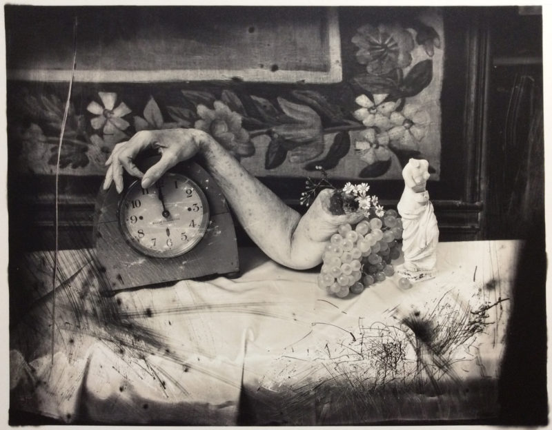 ©Joel-Peter Witkin - Anna Akhmatoua, Paris, France 1998