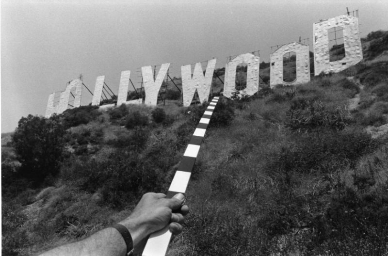 kenneth-josephson_hollywood-archaeological-series-two-meter-stick-1975