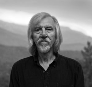 Arno Rafael Minkkinen, Portrait Black Mountain, North Carolina
