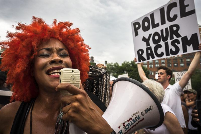Ben Arnon - Police Your Racism 01