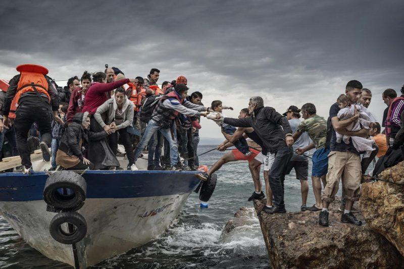 European Migrant Crisis, Antonio Masiello/Freelance for Zuma Press