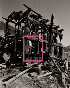 Christa Blackwood - Independence Mine n172, from the series Prix West