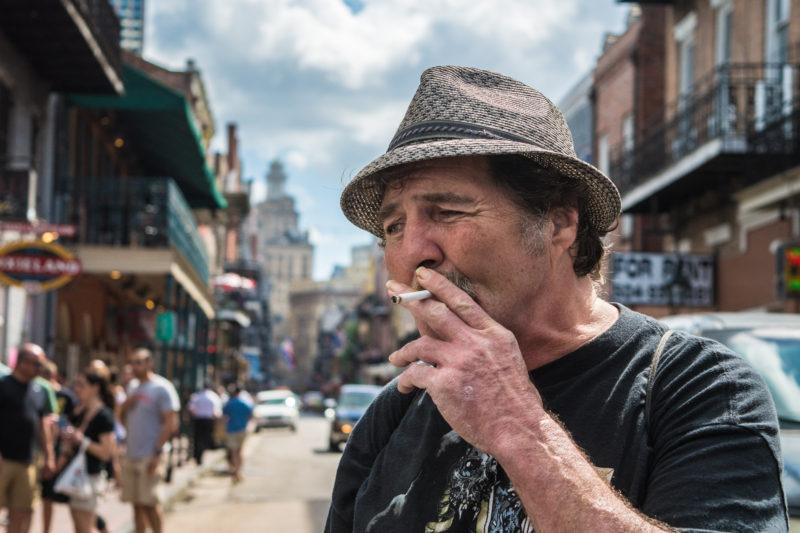Allen Boudreaux: New Orleans Street Nights | Osterhold Boudreaux Gallery & Studio