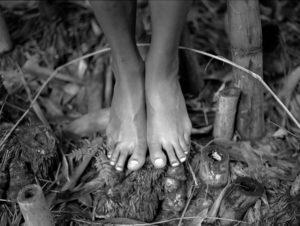 Leona Strassberg Steiner - Kim's Feet | Catalyst Collective New Orleans