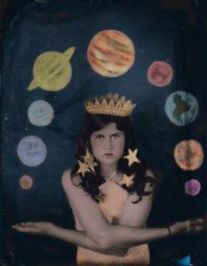 Laura Burlton - Cirque de la Lune | New Orleans Healing Center | PhotoNOLA 2017