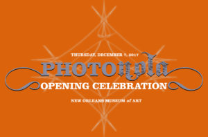 PhotoNOLA 2017 Opening Celebration & Keynote Address featuring Xaviera Simmons