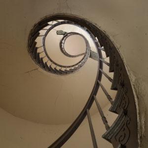 Spiral Staircase, Charbonnet House, 2006 | PhotoNOLA Collectors Club Print 2017