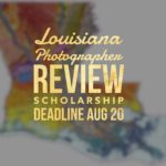 PhotoNOLA 2018 Review Scholarship for Louisiana Photographers