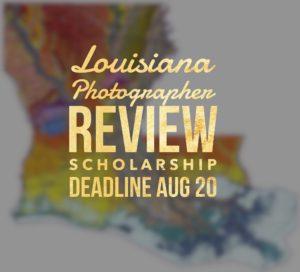 PhotoNOLA 2018 Review Scholarship for Louisiana Photographers