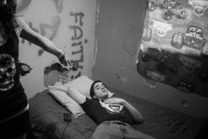 Jared Ragland, from the series GOOD BAD PEOPLE: Methamphetamine Use on Sand Mountain, Marshall County, Alabama jaredragland.com | PhotoNOLA Review Prize 2017 -