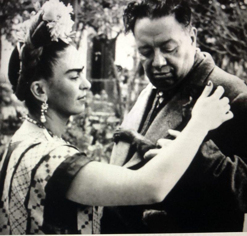 Diego y Frida. Una Sonrisa a Mitad de Camino /  Diego and Frida. A Smile Halfway | PhotoNOLA 2018