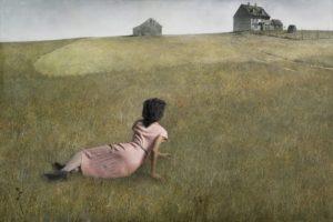 E2 - Ode to Wyeth's Christina's World 2017 | Jonathan Ferrara Gallery | PhotoNOLA 2018