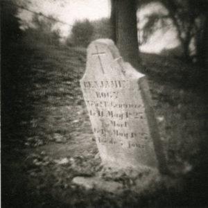 Jenny Jenkins: Diana in the Cemetery | Rouler | PhotoNOLA 2018