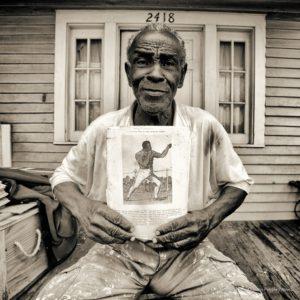 Gus Bennett - Street Portraits | New Orleans Jazz Museum