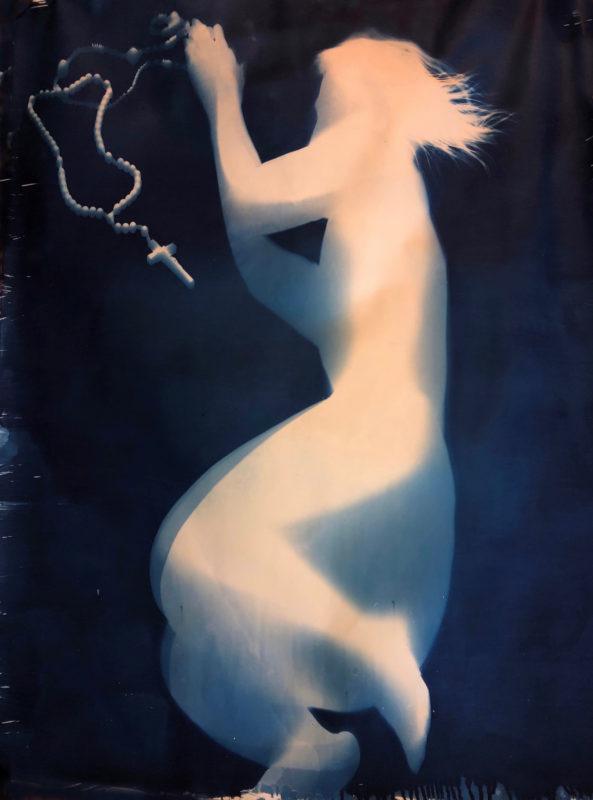 Mary West Quin :: Ophelia: The Art of Exposure | Nadine Blake | PhotoNOLA 2018