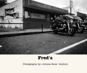 Fred's - Johnna Rena' Guillory | PhotoNOLA Photobook Fair