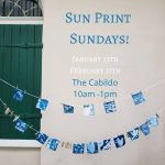 Sun Print Sundays at The Cabildo