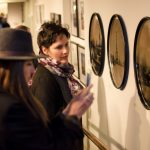PhotoNOLA Exhibition opening, CURRENTS 2017 at the Ogden Museum of Art