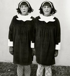 """Sandro Miller's """"Malkovich, Malkovich, Malkovich: Homage to Photographic Masters"""""""
