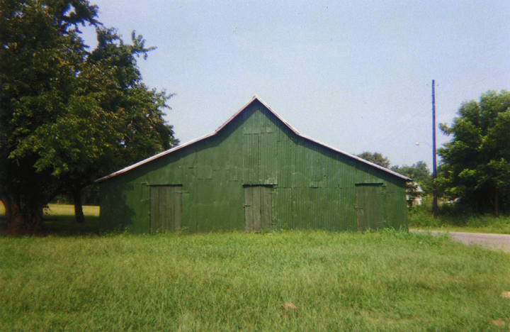 MEMORY IS A STRANGE BELL: THE ART OF WILLIAM CHRISTENBERRY